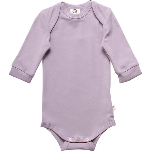 Green Cotton Müsli Cozy me Body light lavender