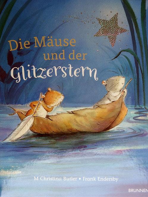 """Bilderbuch """"Die Mäuse und der Glitzerstern"""""""