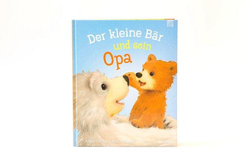 Bilderbuch Der Kleine Bär und sein Opa