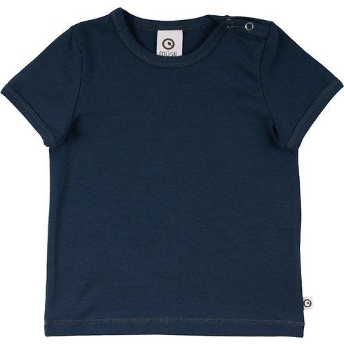 Cozy me  Shirt- T Shirt kurzarm midnight by Green Cotton Müsli