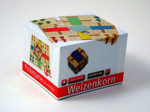 """Weizenkorn Pocketgame """"Eile mit Weile"""""""