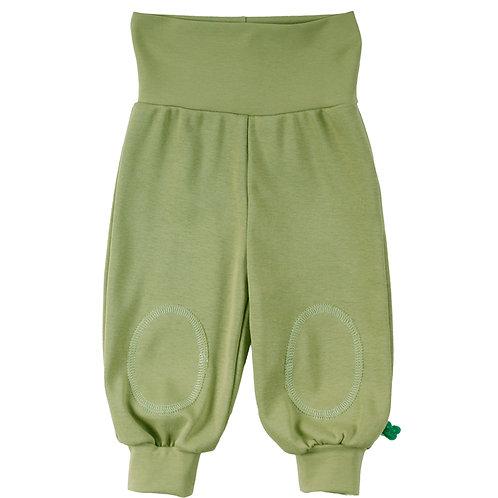 Green Cotton Freds World Alfa Pants Pale moss