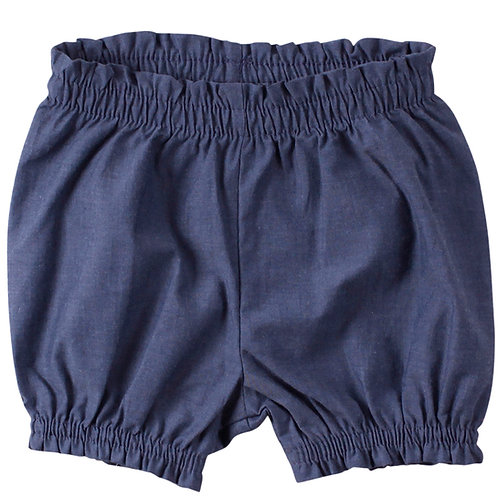 Green Cotton Müsli Chambray Bloomers