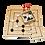 "Thumbnail: Weizenkorn Pocketgame ""Mühle"""