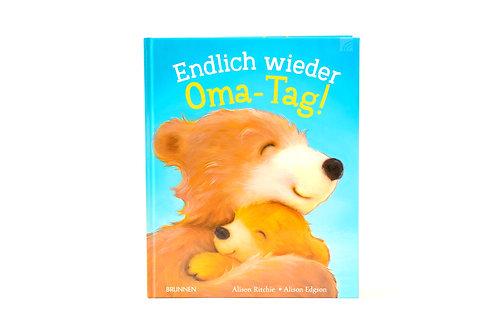 Bilderbuch Endlich wieder Oma Tag!