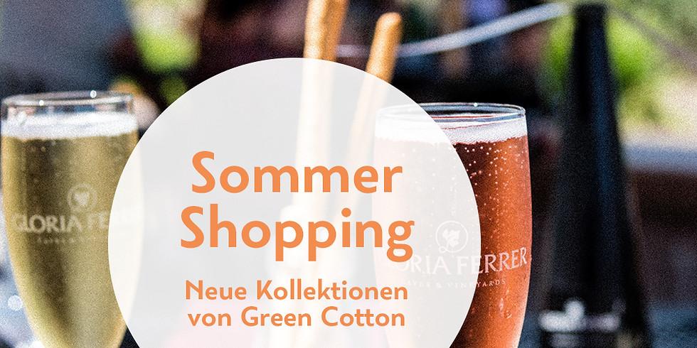 Sommer Shopping mit Cüpli – Ein spezieller Vorverkauf der neuen Kollektion Herbst/Winter 2021 für DICH!