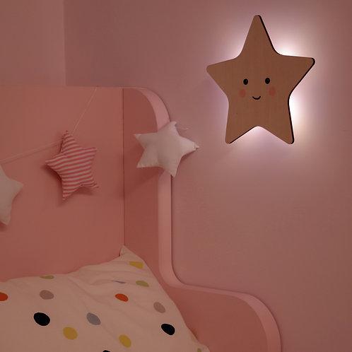 REER Nachtlicht lumilu SilhouetteLight Stern