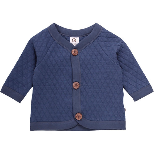 Quilt- Jacke- Cardigan by Green Cotton Müsli