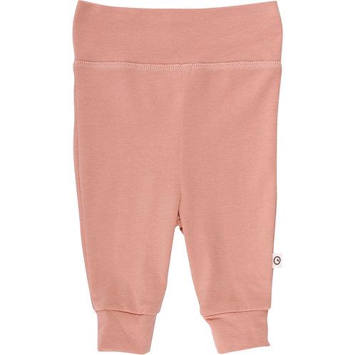 Green Cotton Müsli Mini me Pants Dream Blush