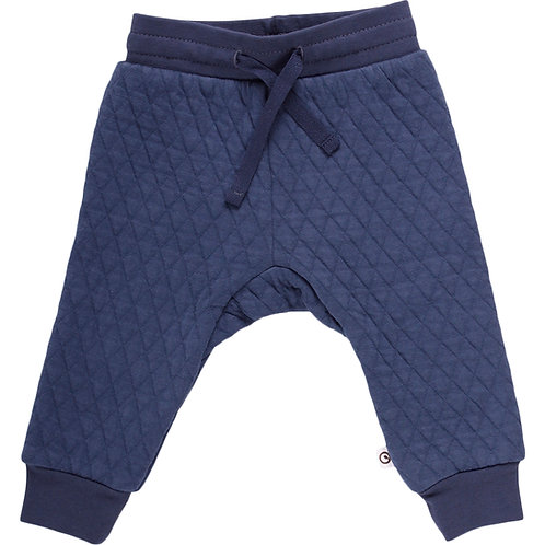 Quilt Sweat- Pants- Hose by Green Cotton Müsli