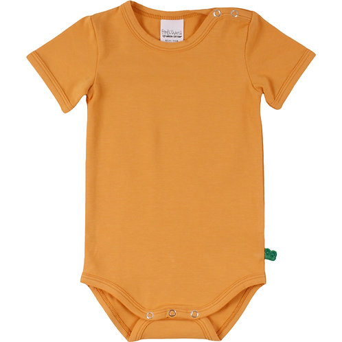 Green Cotton Freds World Alfa kurzarm Body