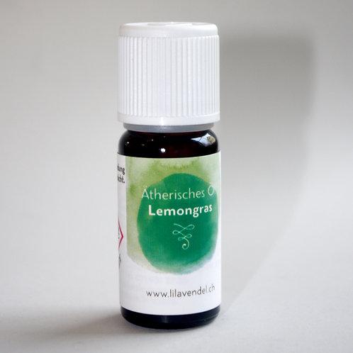 Ätherisches Öl Lemongras 10 mL