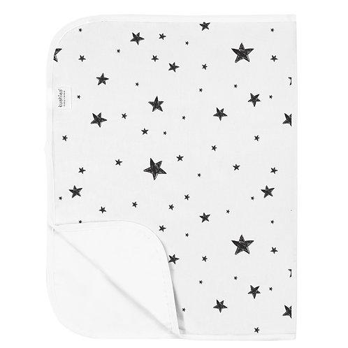 Kushies Wasserdichte Wickelunterlage 51x76cm Sterne