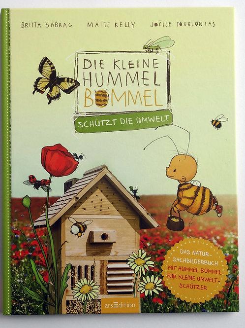 """Sachbilderbuch """"Die kleine Hummel Bummel schützt die Umwelt"""""""