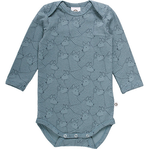 Green Cotton Müsli Wolf Body