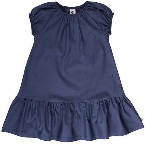 Chambray Kleid by Green Cotton Müsli
