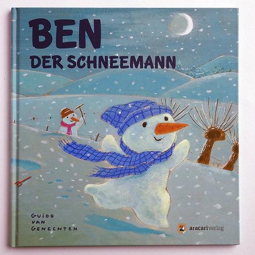 """Bilderbuch """"Ben der Schneemann"""""""