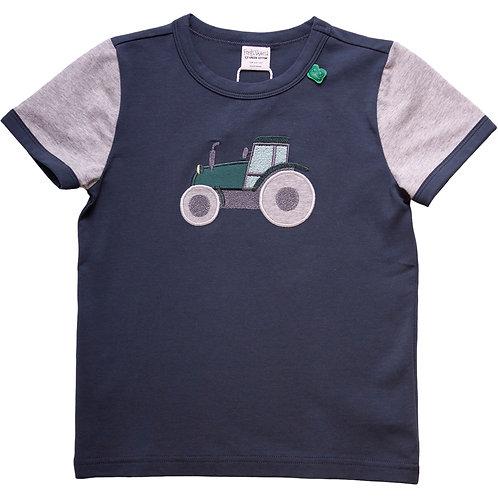 Green Cotton Fred s World Farming Shirt kurzarm