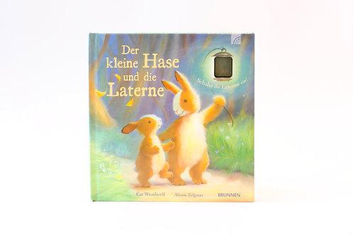Bilderbuch Der kleine Hase und die Laterne