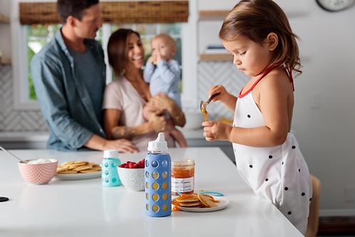 Lifefactory Baby/Kinder Glasflaschen