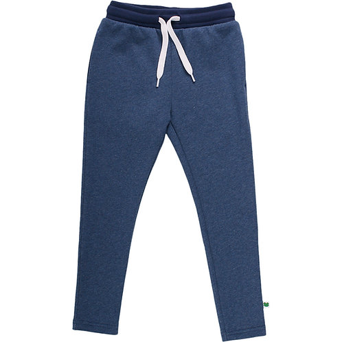 Green Cotton Fred s World Sweat Pants Midnight