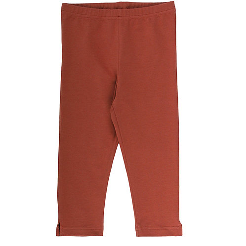 Cozy me Capri Leggings Russet by Green Cotton Müsli