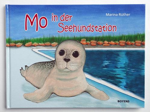"""Bilderbuch """"Mo in der Seehundstation"""""""