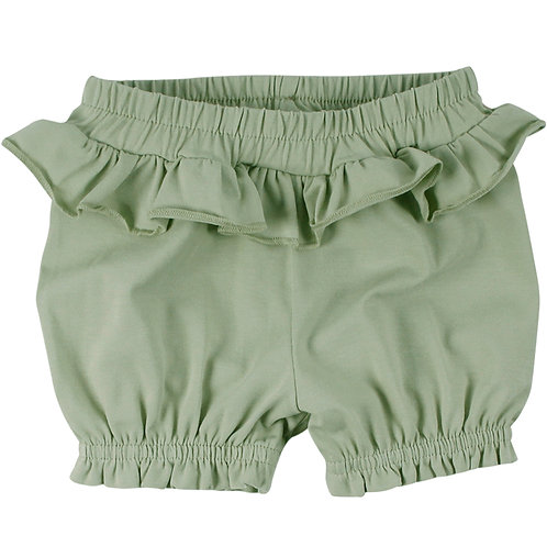 Green Cotton Müsli Cozy me Bloomers pale moss