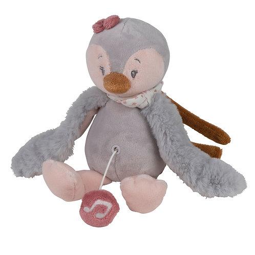 Nattou Spieluhr klein Sasha Pinguin