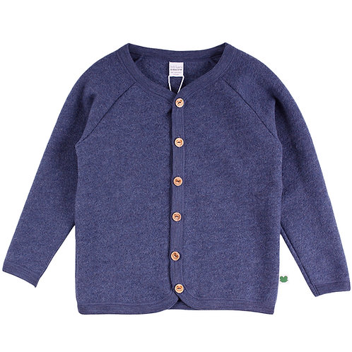 Green Cotton Fred s World Wool Fleece Jacke