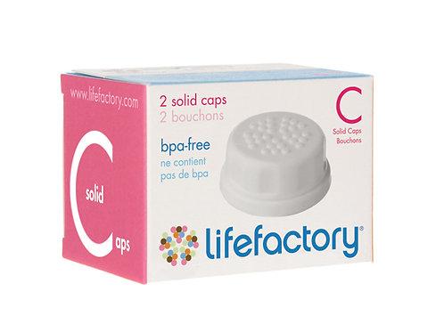 Ersatz Cap/Deckel für Lifefactory Glas Schoppen 2er Pack