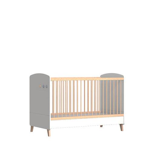 Bisal Kinderbett Colette weiss 70x140