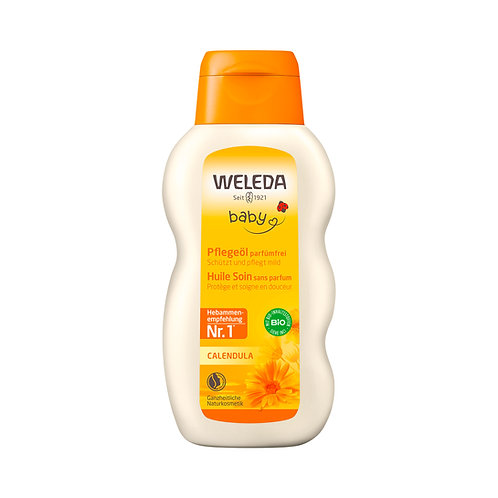 Weleda Calendula Pflegeöl parfumfrei 200ml