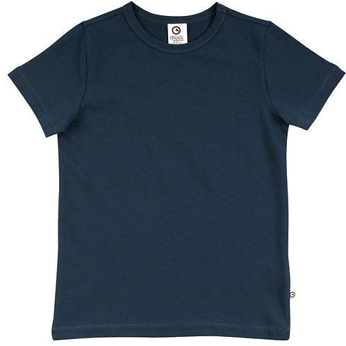 Green Cotton Cozy me Shirt kurzarm midnight Kids