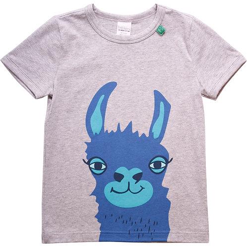T-Shirt Lama by Green Cotton Freds World