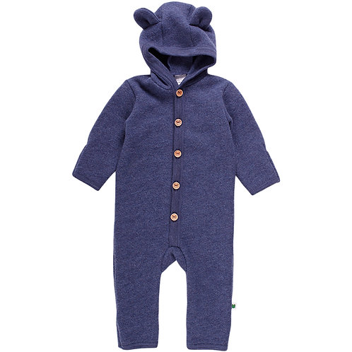 Woll- Fleece Overall by Green Cotton Freds World