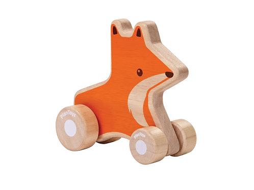 Plan Toys Fox Wheelie ( Fahrzeug)