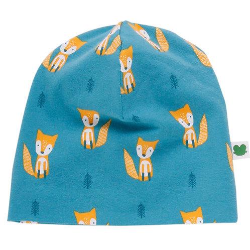 Green Cotton Fred s World Fox Beanie