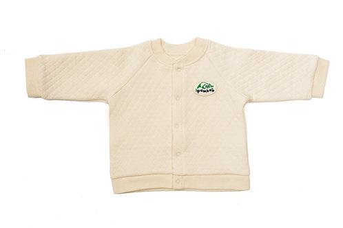 Baby Jacke aus Bio Baumwolle Pamboo