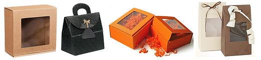 e flute gift boxes