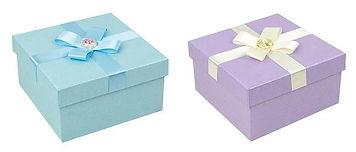 square shape luxury gift boxes