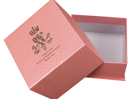 Gift Box Mart Wholesale Two Piece Rigid Boxes With Logo