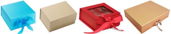 folable gift boxes