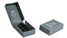 clamshell boxes with printed logo