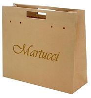 luxury krfat bags with hot stamping logo