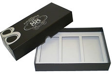 rigid boxes with printed logo