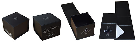 custom made collapsible rigid boxes