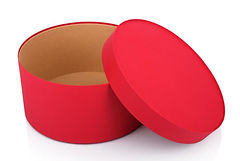 solid color krat gift boxes