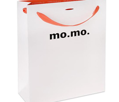 Laminated Paper Bags With Printed Logo From JinDian Packaging