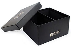 rigid set up boxes with printed logo